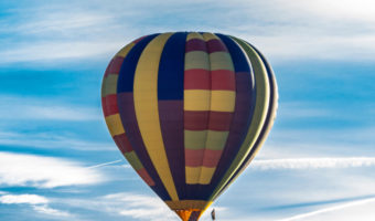 hot air balloon romantic engagement ideas las vegas