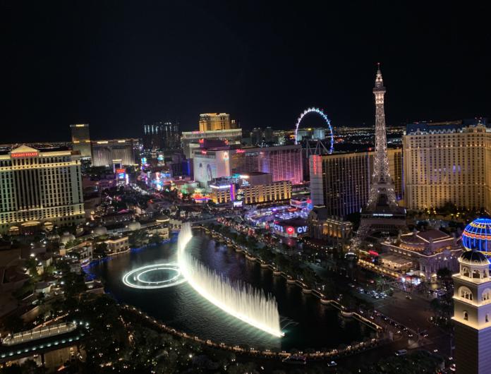 romantic engagement ideas in Las Vegas