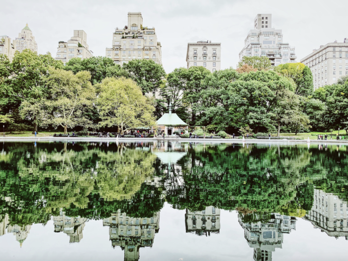 secret places to take pictures in New york city