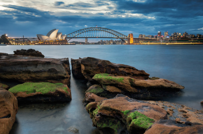 best places to photography sydney opera house