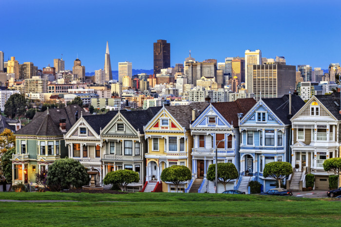 painted ladies best places to take pictures in san francisco