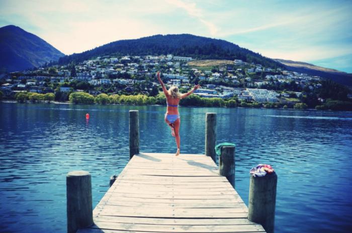 swimming spots in Queenstown