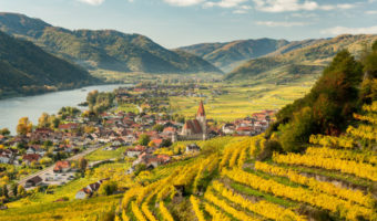 the best Wachau day trips from vienna