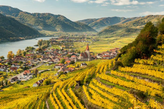 the best Wachau day trips from vienna