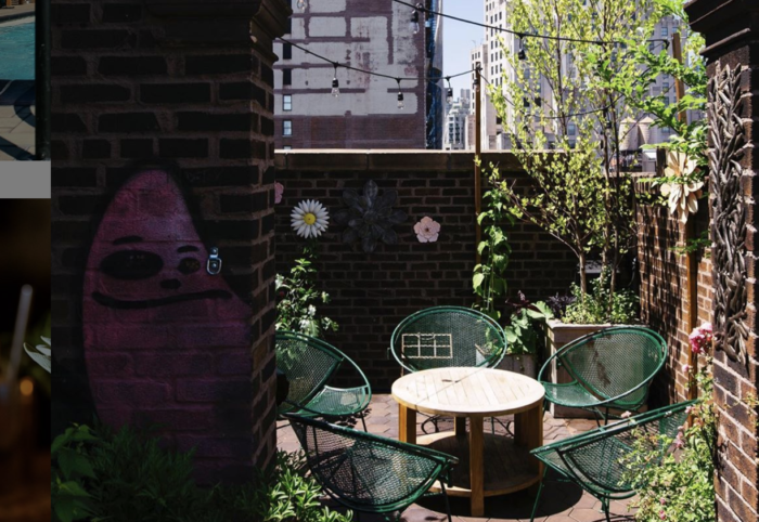 the best outdoor rooftop bars in NYC