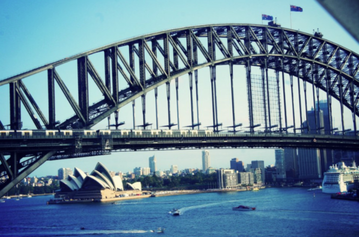 the best place to see the sydney opera house