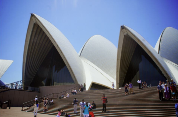 the best place to view the sydney opera house