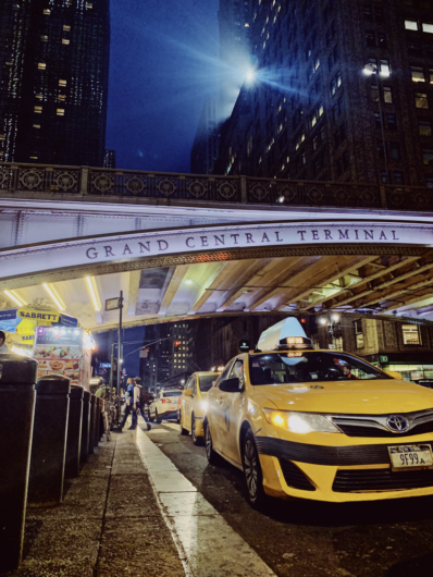 the best places to take pictures in NYC at night 3