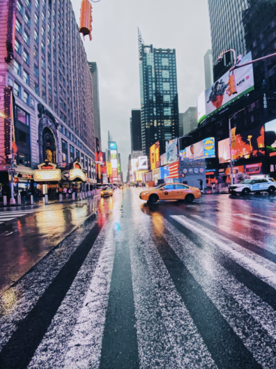 time square photography tips