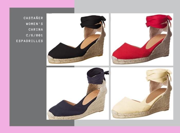 Stylish walking shoes for travel