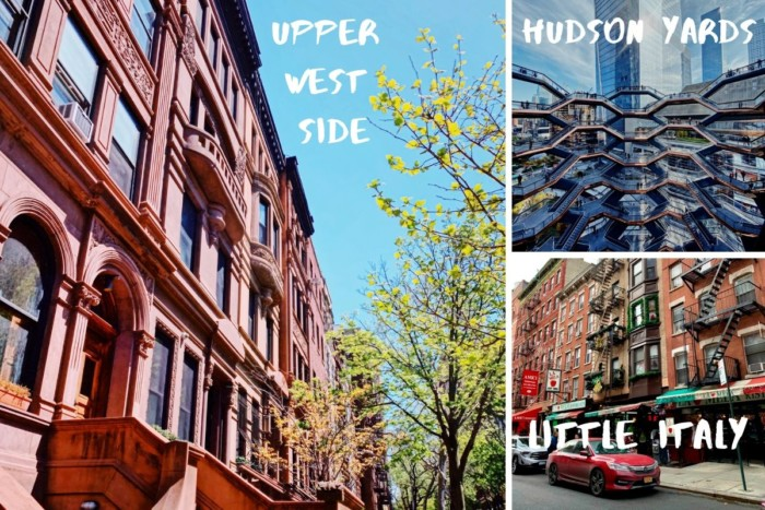 what to see in New York neighbourhoods