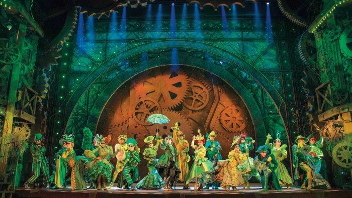 new york shows wicked musical