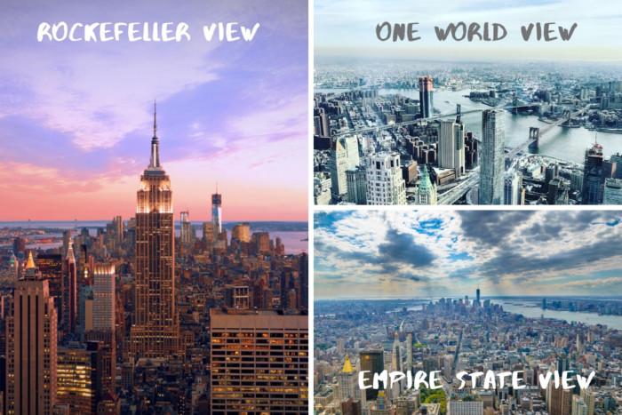 new york city travel guide observations decks