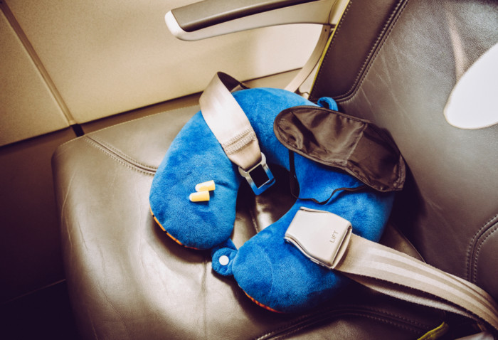 How to pass time on a long haul flight