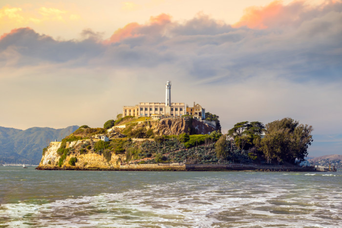 Is Alcatraz too scary for children?
