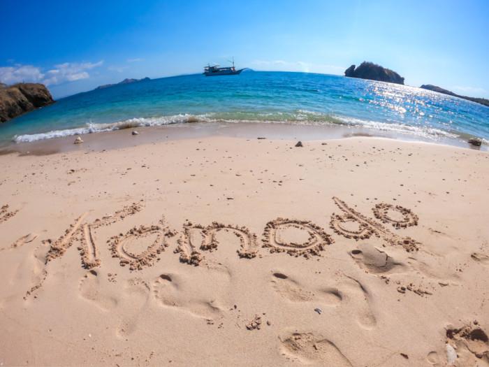 Komodo National Park.. .