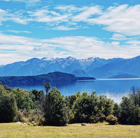 manapouri travel