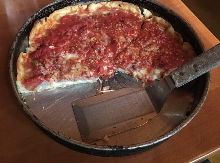 best pizza restaurant in chicago