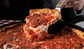 Best pizza restaurants in Chicago