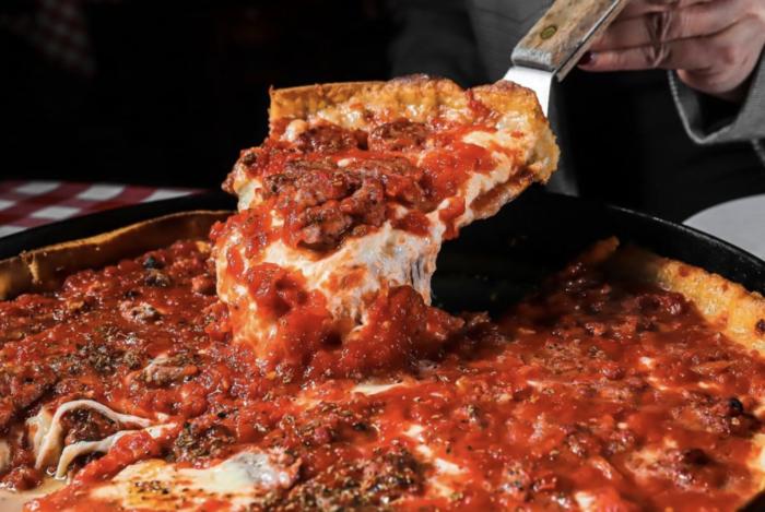 Best pizza restaurants in Chicago