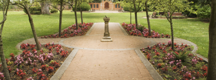 The Garden of Shakespeare's Flowers