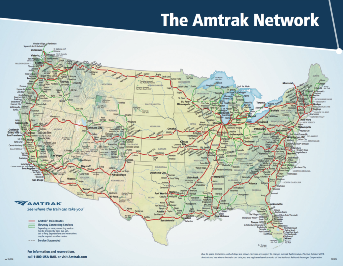 guide to using amtrak trains