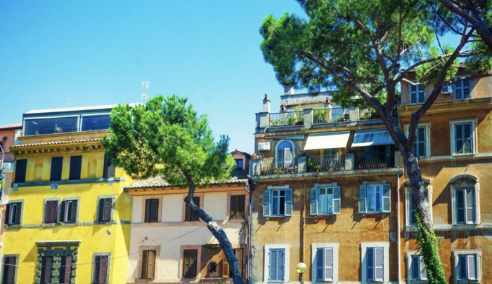 Where to stay in Rome!