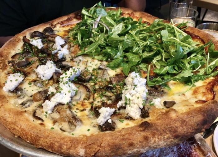 bebu Best pizza restaurants in Chicago