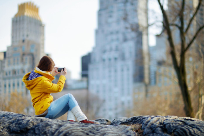 best photo spots in central park