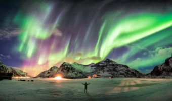 best place to see Aurora Borealis