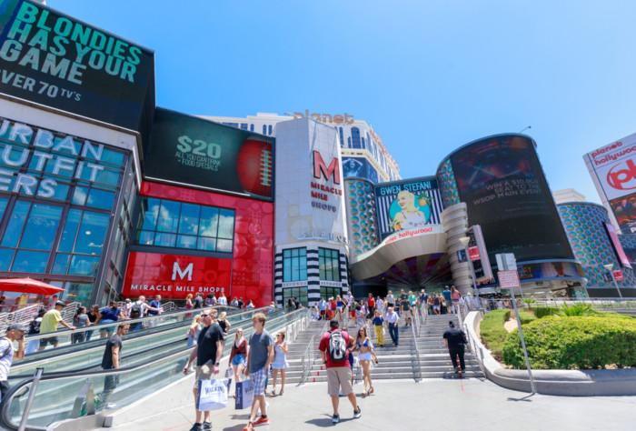 best shopping malls in Las Vegas?