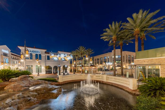 best shopping malls in Las Vegas.