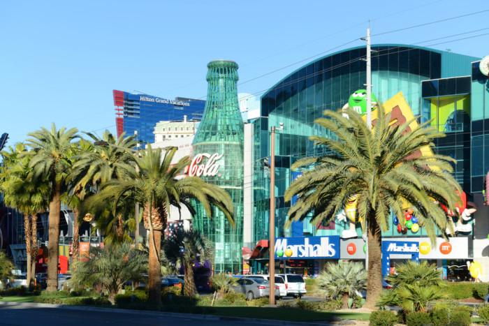 best shopping malls in Las Vegas!