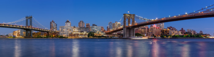 best view of The Brooklyn Bridge ny