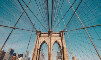 best view of The Brooklyn Bridge nyc