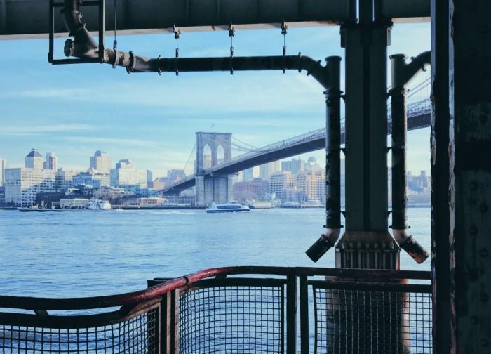 best view of Brooklyn Bridge
