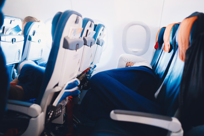 flying how to sleep on a long haul flight