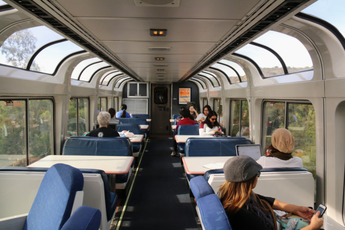 guide to Amtrak trains
