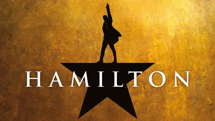hamilton - New York shows