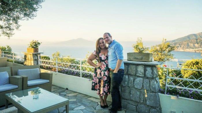 honeymoon in sorrento