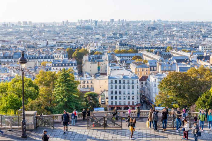 neighborhoods in paris