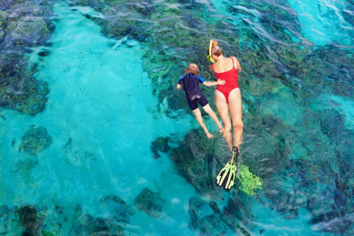 How To Get Your Kids Into Snorkelling