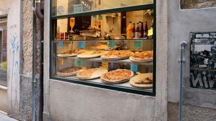 pizza shop in venice