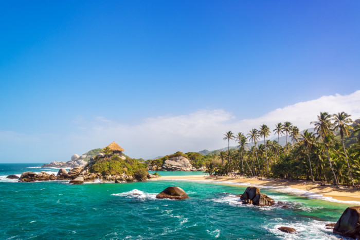 Colombia warm places to go in december