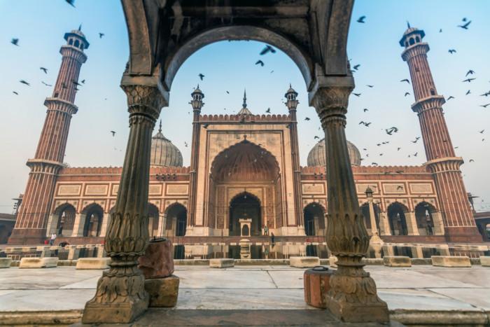 best sightseeing tours in delhi