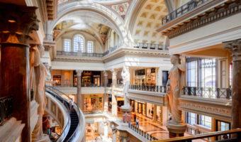 the best shopping malls in Las Vegas