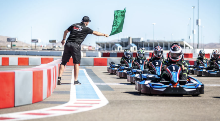 things to do in Las Vegas during the day go karting