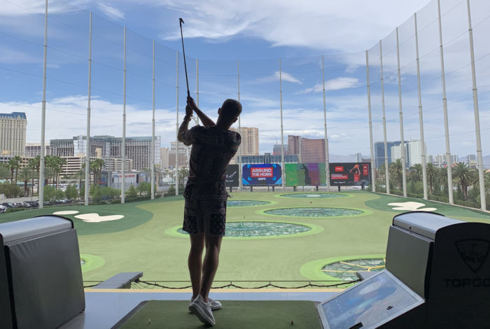 things to do in Las Vegas during the day top golf