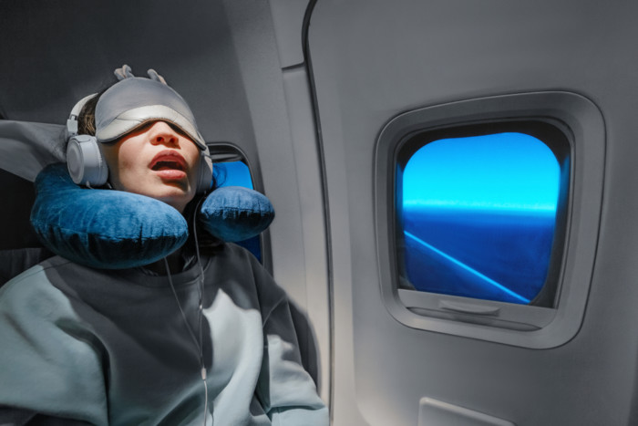 tips for how to sleep on a long haul flight