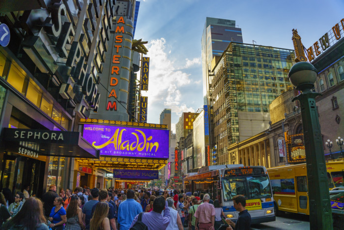 what is the best musical in nyc